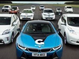 Top Ten World Wide Fastest Electric Best Electric Cars